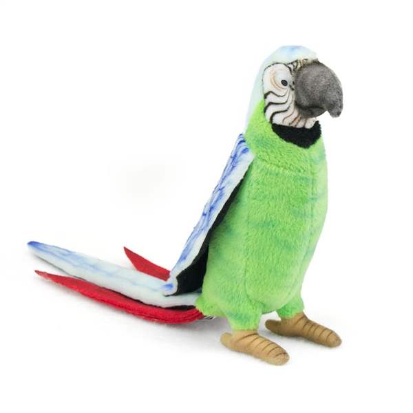 Зеленый попугай, 37 смЖивотные<br>Зеленый попугай, 37 см<br>