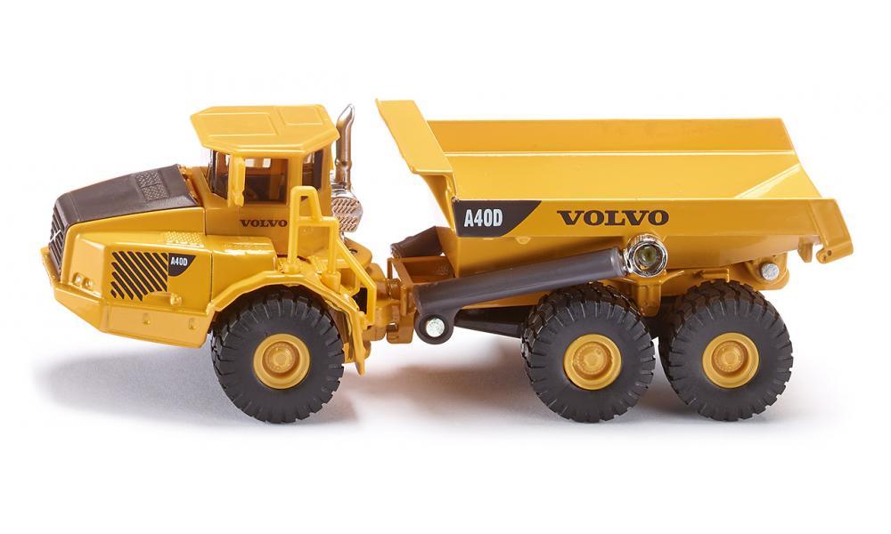 Купить Модель самосвала Думпер Volvo, Siku