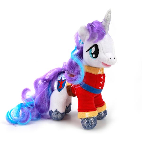 Мягкая игрушка пони Принц Армор из мультфильма «My Little Pony», 18 см., озвученнаяМоя маленькая пони (My Little Pony)<br>Мягкая игрушка пони Принц Армор из мультфильма «My Little Pony», 18 см., озвученная<br>
