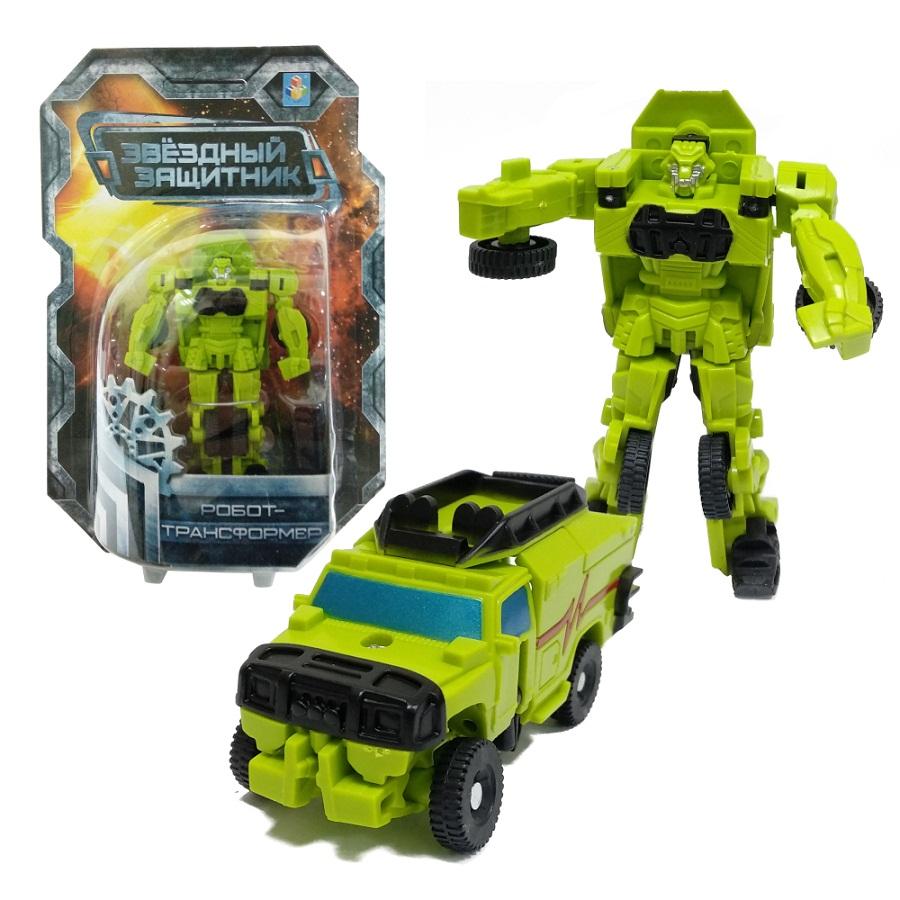 Робот-трансформер - Звездный защитник, 9 см