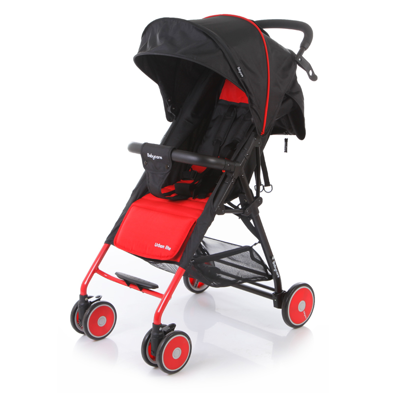Коляска прогулочная Urban LiteДетские коляски Capella Jetem, Baby Care<br>Коляска прогулочная Urban Lite<br>