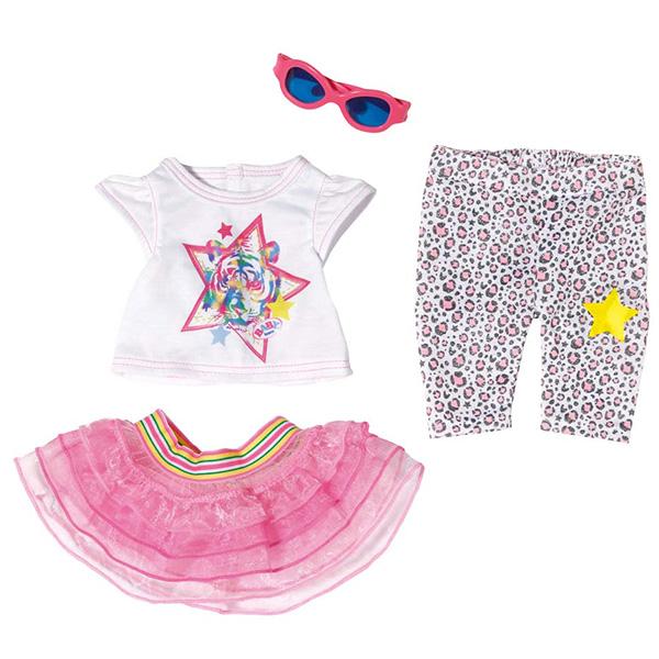 Одежда для прогулки кукол из серии Baby bornОдежда Baby Born <br>Одежда для прогулки кукол из серии Baby born<br>