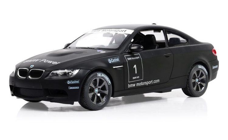 Радиоуправляемая машинка BMW M3, масштаб 1:14, с эффектами света и звукаМашины на р/у<br>Радиоуправляемая машинка BMW M3, масштаб 1:14, с эффектами света и звука<br>