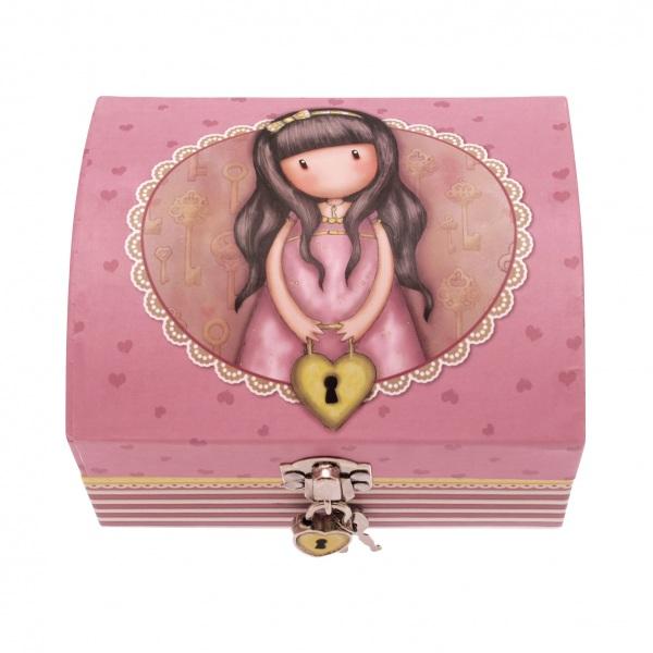 Купить Шкатулка для украшений с замочком - The Secret, Santoro London