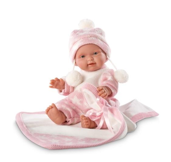 Купить Кукла Роза с одеялом, 26 см., Llorens Juan