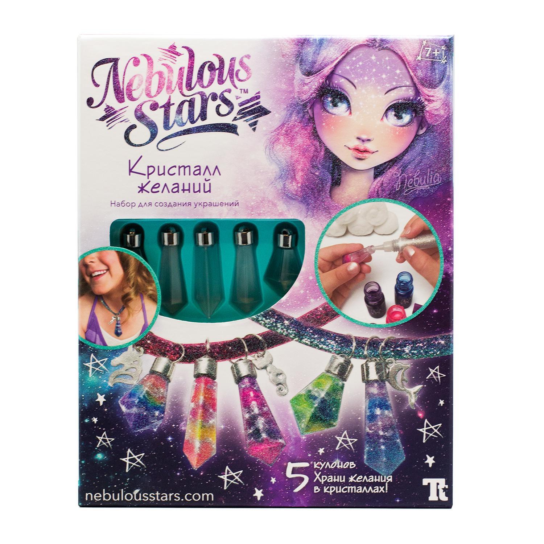 Купить Набор для создания украшений Nebulous Stars - Кристалл желаний, Tween Team Agency