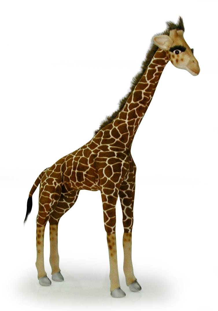 Жираф, 85 смБольшие игрушки (от 50 см)<br>Жираф, 85 см<br>