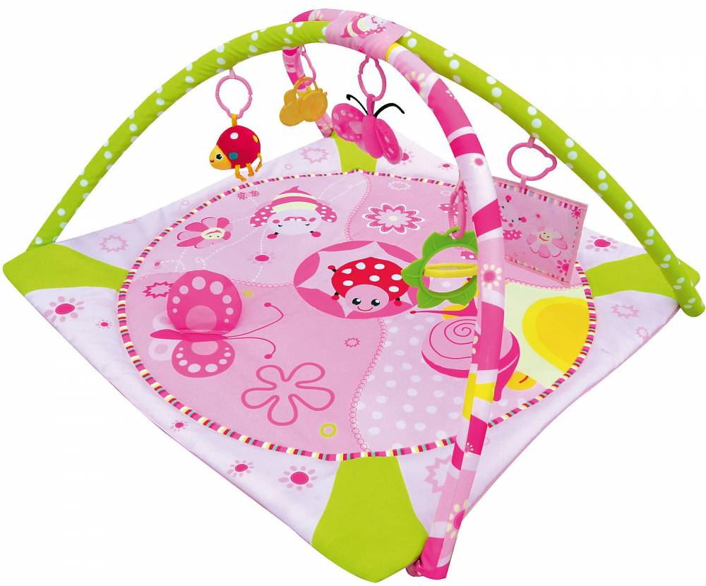 Коврик детский развивающий Maman Balio PВ-04Детские развивающие коврики для новорожденных<br>Коврик детский развивающий Maman Balio PВ-04<br>