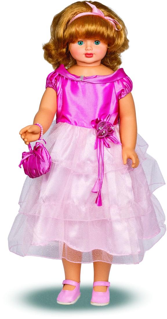 Кукла «Снежана 8» со звуковым устройством  83 см.Русские куклы фабрики Весна<br>Кукла «Снежана 8» со звуковым устройством  83 см.<br>