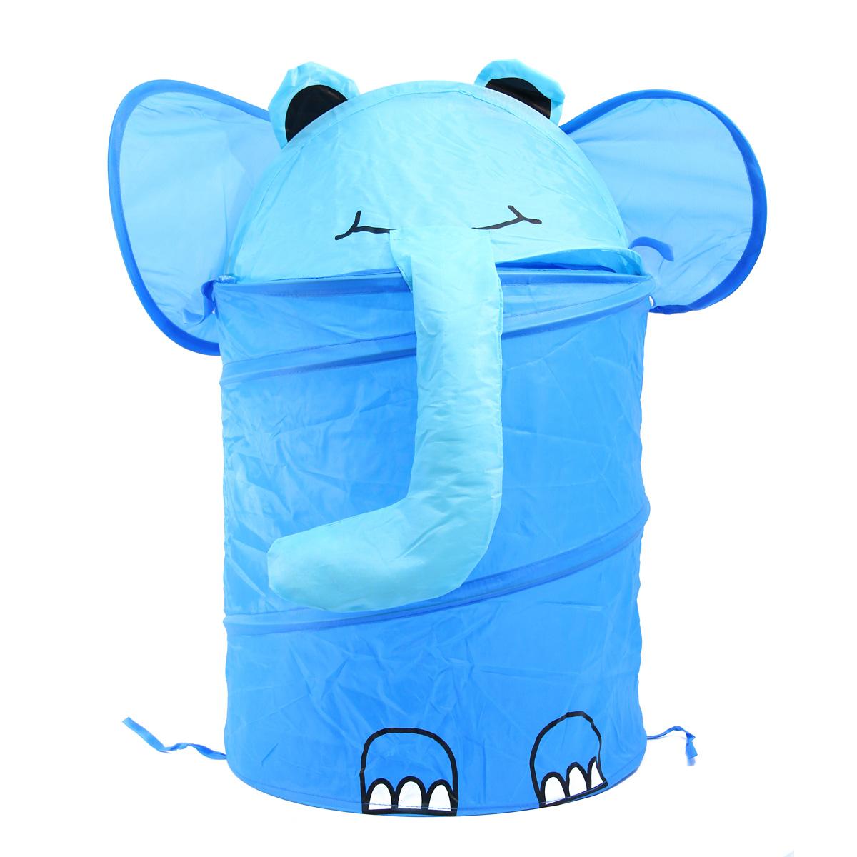Корзина для игрушек - СлонКорзины для игрушек<br>Корзина для игрушек - Слон<br>