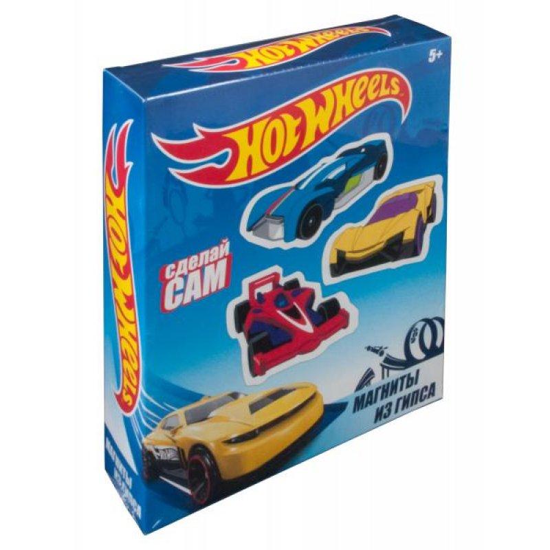 Купить Набор для изготовления магнитов из гипса - Hot Wheels, Centrum