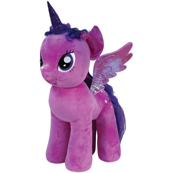 Мягкая пони Twilight Sparkle, 70 см.Моя маленькая пони (My Little Pony)<br>Мягкая пони Twilight Sparkle, 70 см.<br>