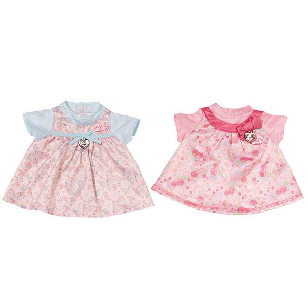 Одежда для кукол из серии Baby Annabell - ПлатьяОдежда Baby Annabell<br>Одежда для кукол из серии Baby Annabell - Платья<br>