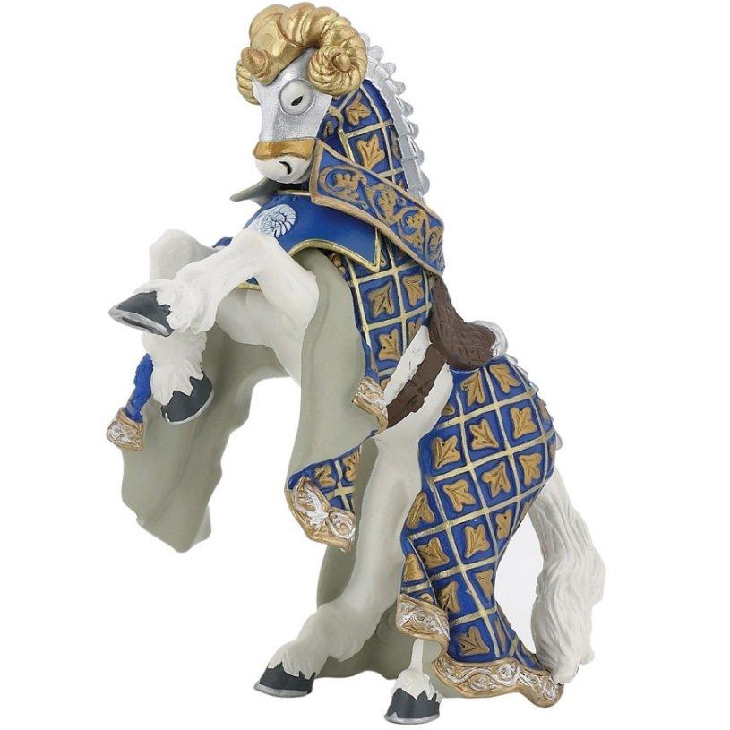 Игровая фигурка – Конь рыцаря барана фото
