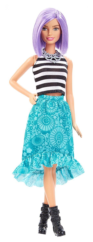 Кукла Барби Игра с модой - Va-Va-VioletКуклы Barbie (Барби)<br>Кукла Барби Игра с модой - Va-Va-Violet<br>