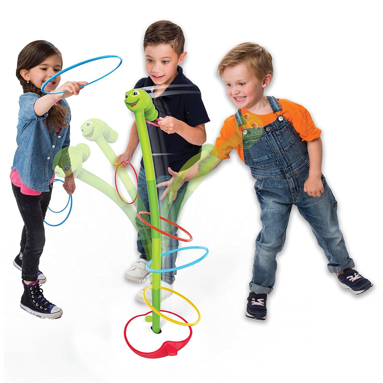 Игра Танцующий червячок  Wobbly Worm - Кольцебросы, артикул: 161201