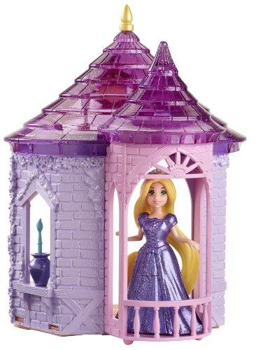 Набор с куклой «Принцесса Диснея» – Комната РапунцельРапунцель<br>Набор с куклой «Принцесса Диснея» – Комната Рапунцель<br>
