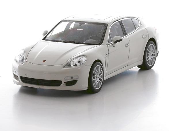Купить Машинка коллекционная Porsche Panamera S, масштаб 1:24, Welly
