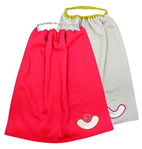 Купить Фартук для детей от 1 до 3 лет, 2 шт.: красный и серый, Bebe Confort