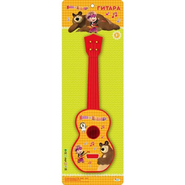 Гитара - Маша и МедведьГитары<br>Гитара - Маша и Медведь<br>