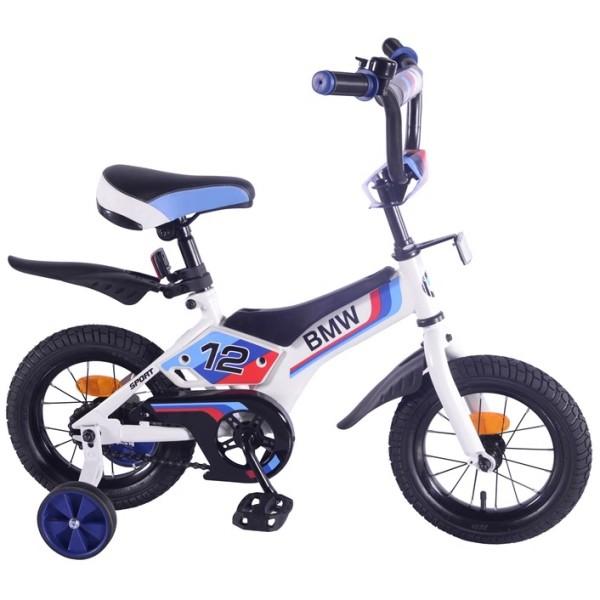 """Детский велосипед – BMW, колеса 12"""""""