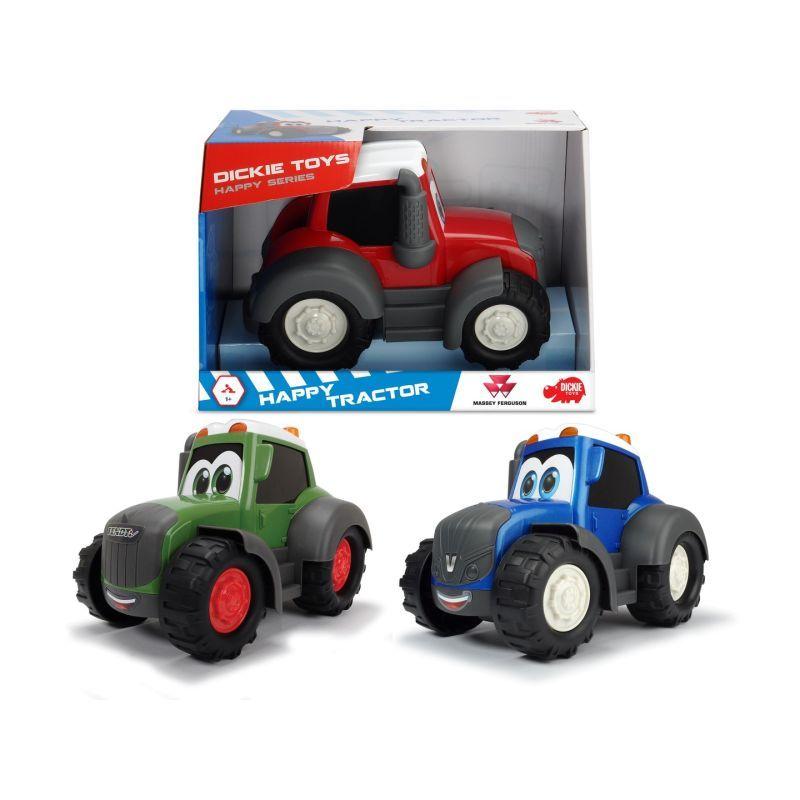 Трактор Happy Fendt, 25 см, 3 вида фото