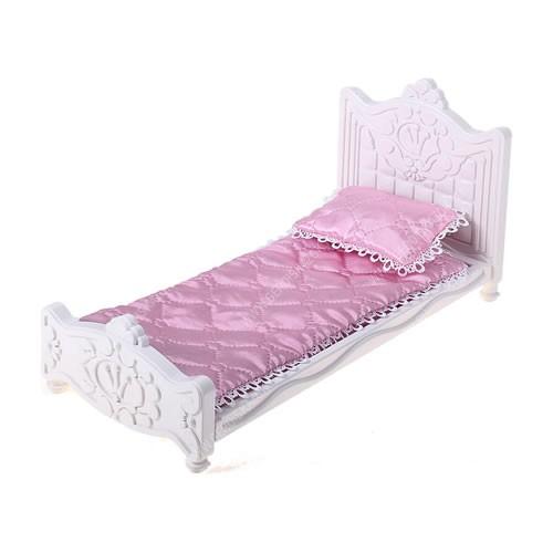 Игрушечная кровать СонечкаДетские кроватки для кукол<br>Игрушечная кровать Сонечка<br>