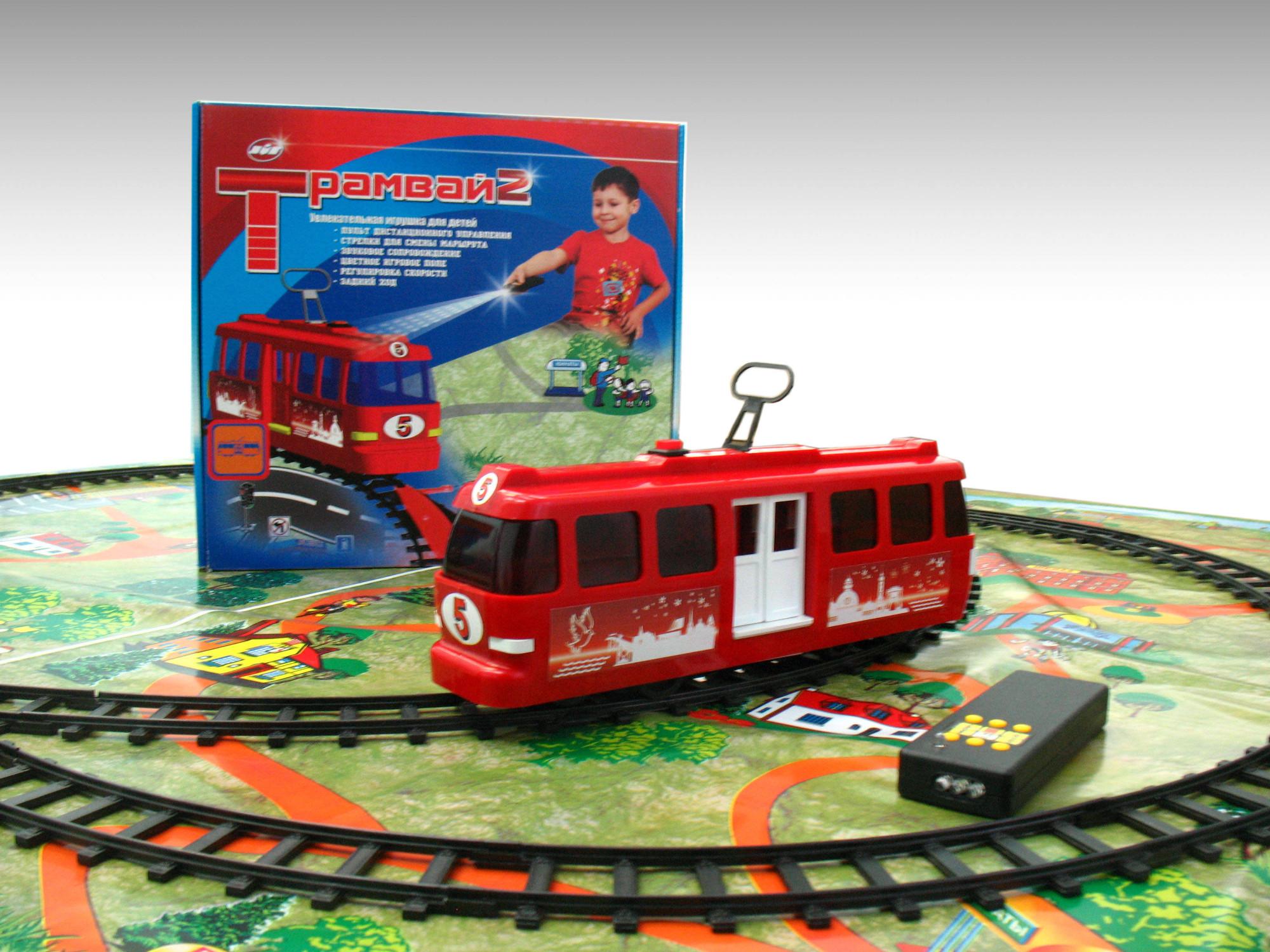 Трамвай-2Детска железна дорога<br>Трамвай-2<br>
