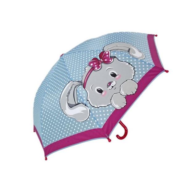 Зонт детский Зайка, 41 смДетские зонты<br>Зонт детский Зайка, 41 см<br>