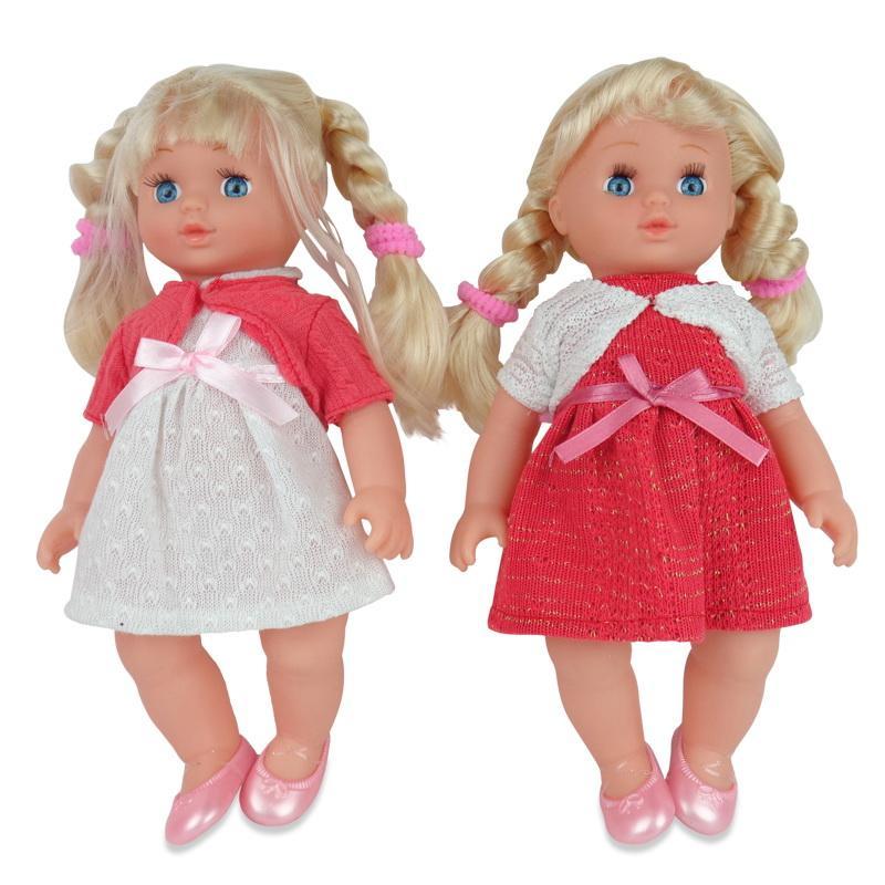 Кукла Времена года, 30 см, в наборе с расческой, 2 видаПупсы<br>Кукла Времена года, 30 см, в наборе с расческой, 2 вида<br>
