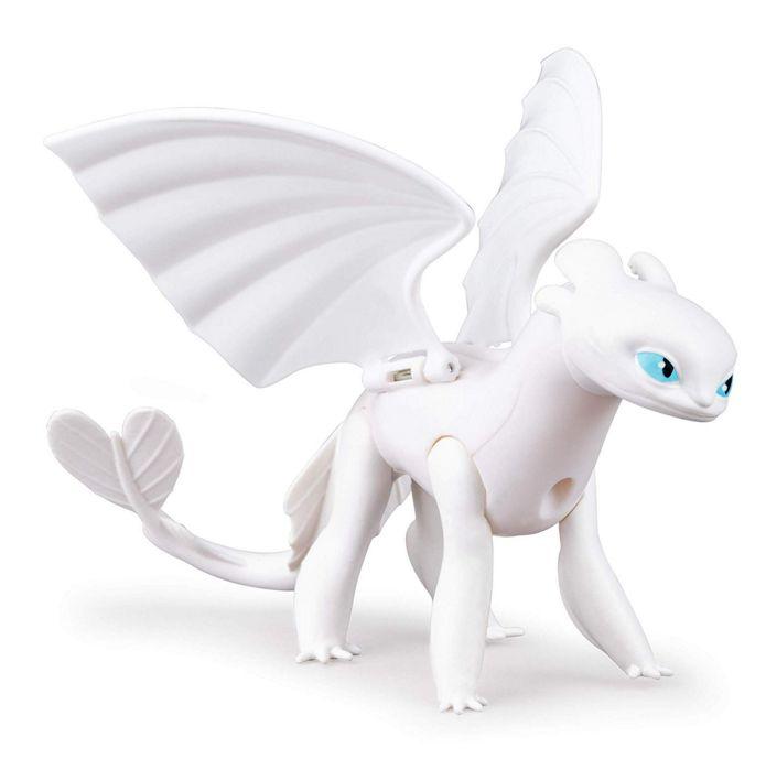 Купить Фигурка Как приручить дракона-3 с подвижными крыльями - Дневная Фурия, Spin Master