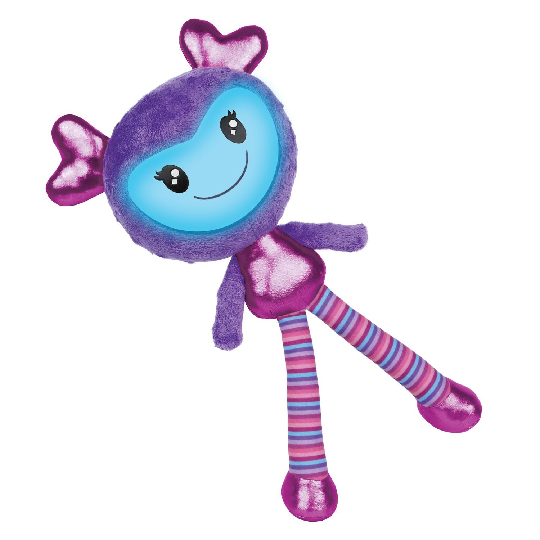 Кукла музыкальная интерактивная, фиолетоваяИнтерактивные куклы<br>Кукла музыкальная интерактивная, фиолетовая<br>