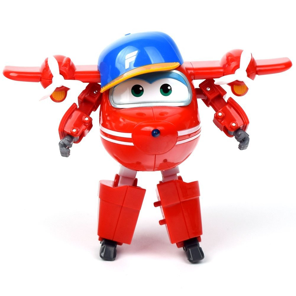 Трансформер Super Wings  Флип - Супер Крылья (Super Wings), артикул: 169878