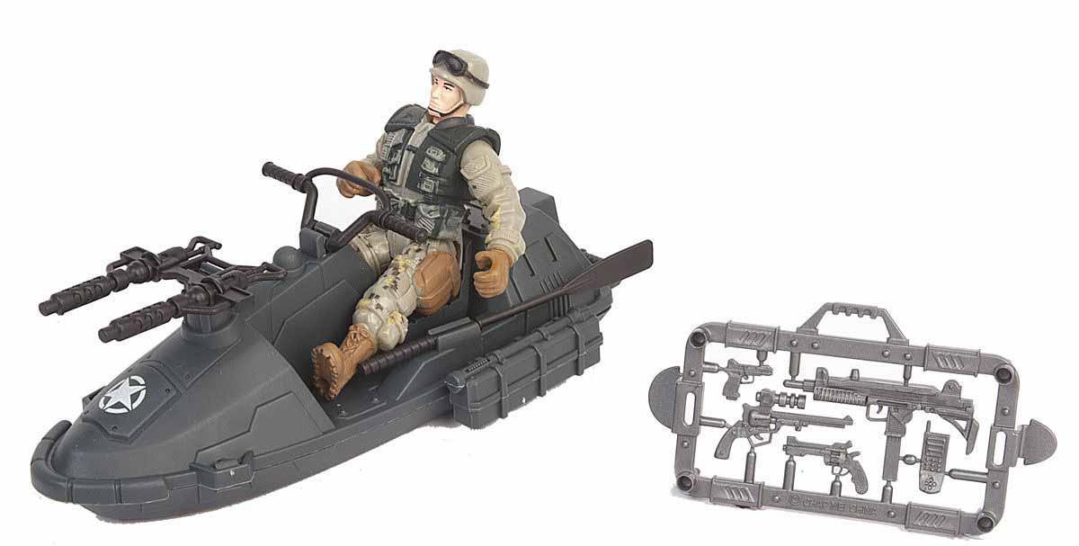 Набор - Разведчик на водном скутереРоботы, Воины<br>Набор - Разведчик на водном скутере<br>
