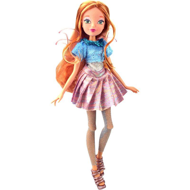 Кукла из серии Wow Лофт – ФлораКуклы Винкс (Winx)<br>Кукла из серии Wow Лофт – Флора<br>
