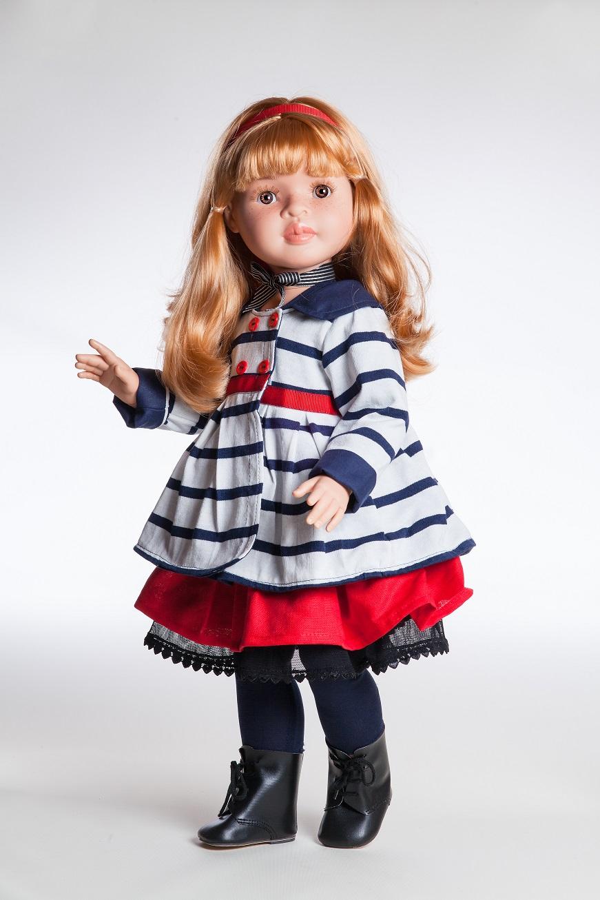 Кукла Марта, 60 см.Испанские куклы Paola Reina (Паола Рейна)<br>Кукла Марта, 60 см.<br>