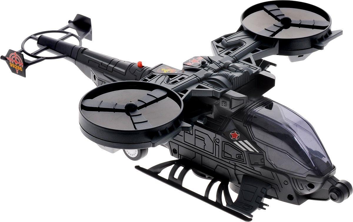 Вертолет боевой, свет и звукВертолеты<br>Вертолет боевой, свет и звук<br>