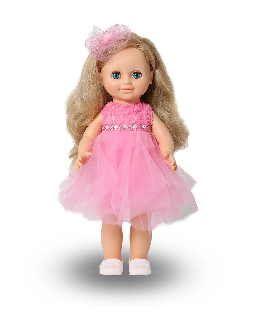 Кукла Анна 25, озвученная, 42 см.Русские куклы фабрики Весна<br>Кукла Анна 25, озвученная, 42 см.<br>