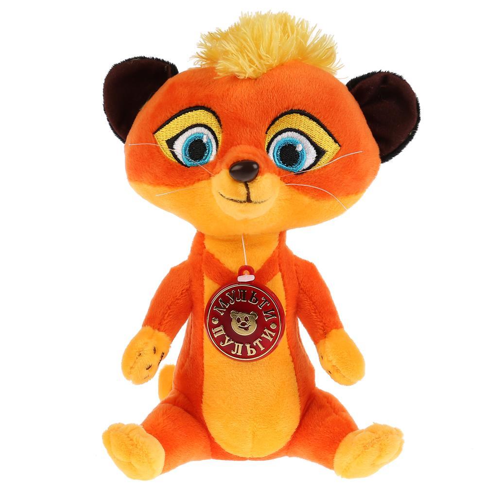 Купить Мягкая игрушка из серии Лео и Тиг - Мила 20 см, музыкальный русский чип, Мульти-Пульти