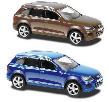 Металлическая машина RMZ City - Volkswagen Touareg, 1:43Volkswagen<br>Металлическая машина RMZ City - Volkswagen Touareg, 1:43<br>