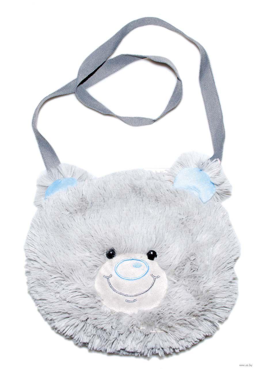 Сумочка детская на ремешке МишкаДетские сумочки<br>Сумочка детская на ремешке Мишка<br>