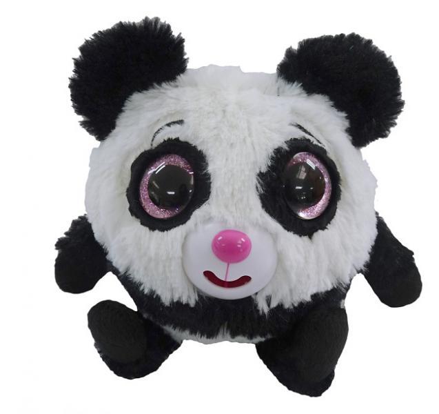 Купить Мягкая игрушка из серии Дразнюка-Zoo Плюшевая панда, 13 см., 1TOY