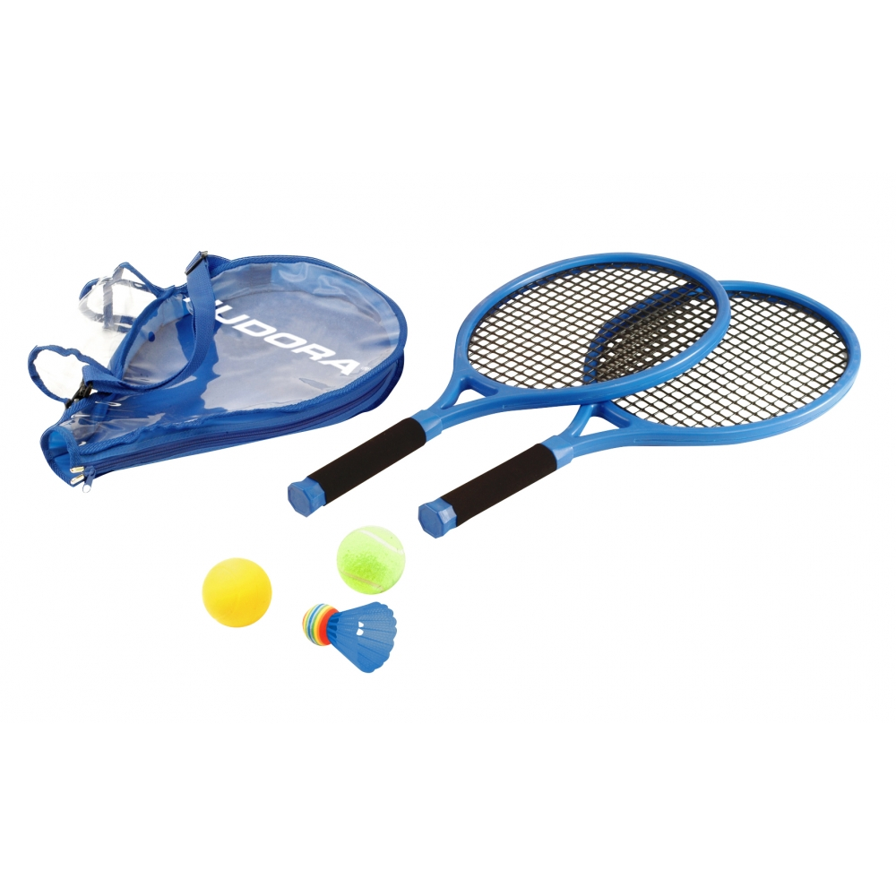 Набор для тенниса и бадминтона Hudora фото