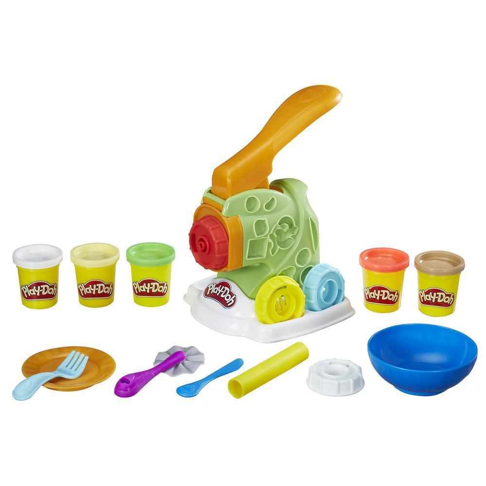 Игровой набор Play-Doh - Машинка для лапшиПластилин Play-Doh<br>Игровой набор Play-Doh - Машинка для лапши<br>