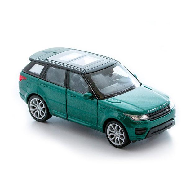Модель машины Land Rover Range Rover Sport, 1:34-39Land Rover<br>Модель машины Land Rover Range Rover Sport, 1:34-39<br>