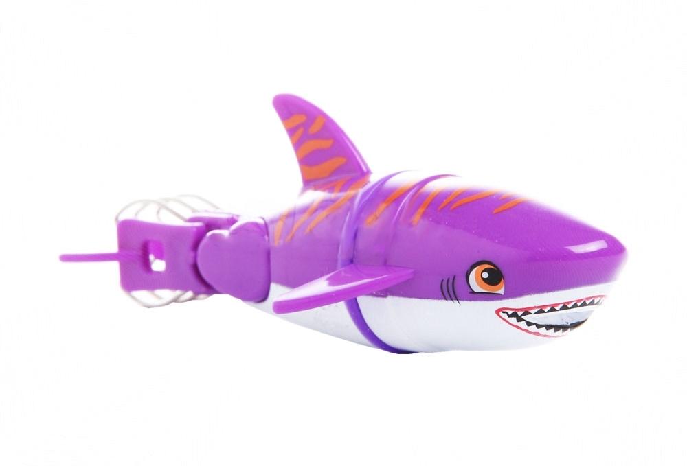 Набор Акула-акробат - Тайгер с аквариумомИнтерактивные игрушки для ванны<br>Набор Акула-акробат - Тайгер с аквариумом<br>
