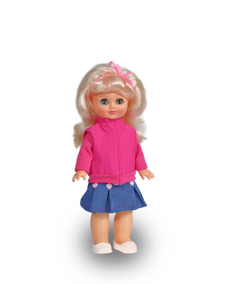 Кукла Элла 6 со звуковым устройством, 35,5 смРусские куклы фабрики Весна<br>Кукла Элла 6 со звуковым устройством, 35,5 см<br>