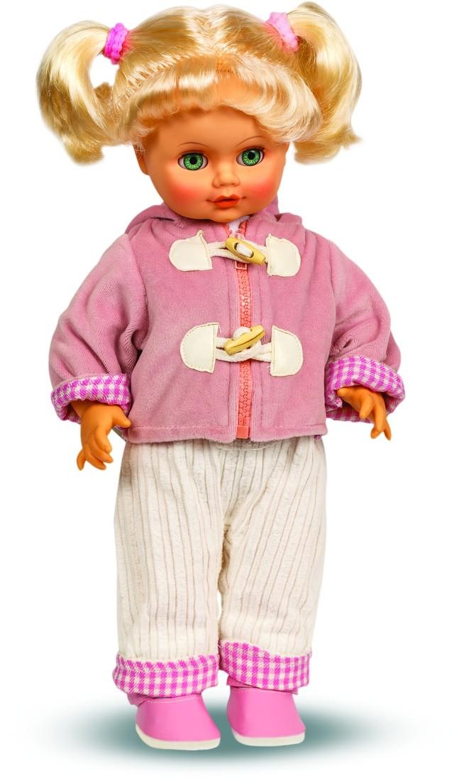 Кукла Инна 8 со звуковым устройством, 43 смРусские куклы фабрики Весна<br>Кукла Инна 8 со звуковым устройством, 43 см<br>