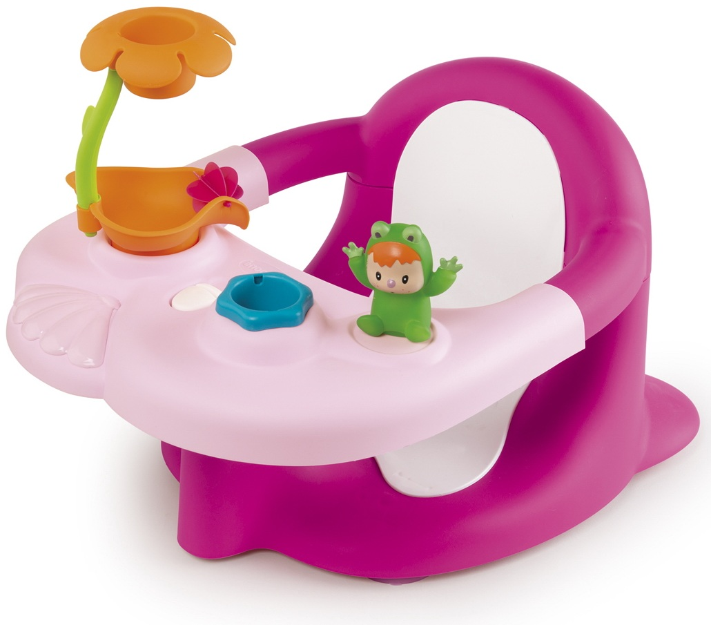 Smoby Стульчик для ванной, розовый