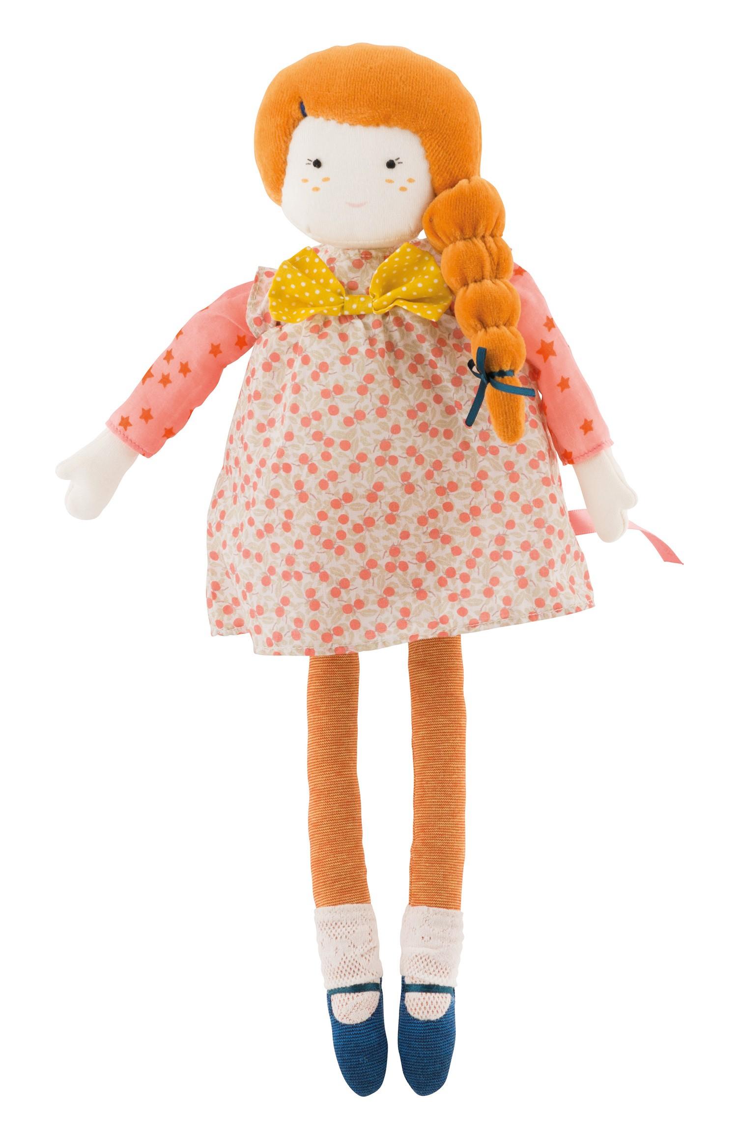 Мягкая кукла – Мадемуазель Колетт, 39 см фото